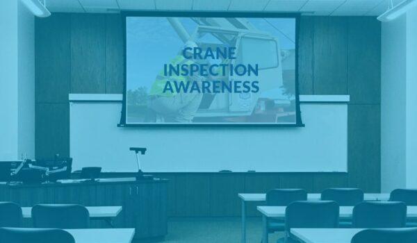 Crane Inspection Course