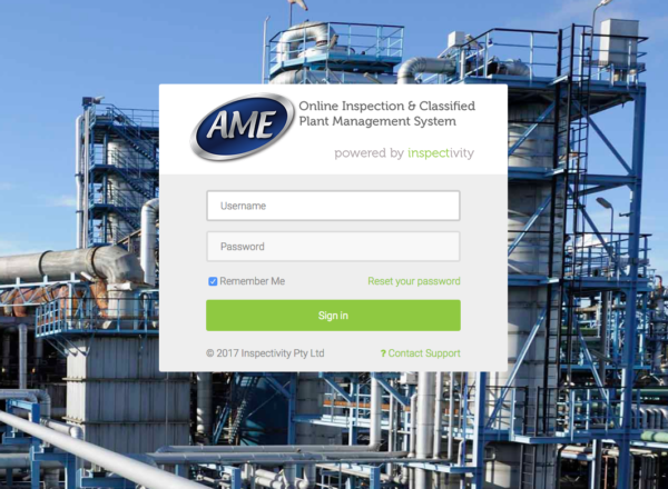 OnLine Inspection (OLI) and Classified Plant Management System (CPMS)