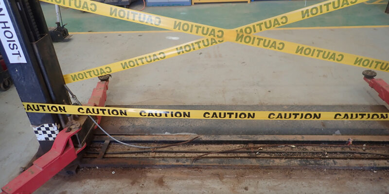 equaliser cable vehicle hoists