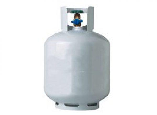 gas bottle explosion
