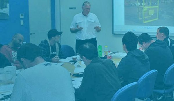 Classified Plant Training Course
