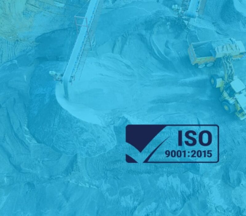 AME is ISO 9001-2015 certified - Reliable Asset Management